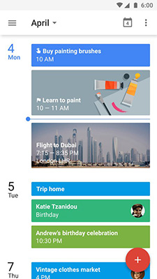 google calendar apps to save your time